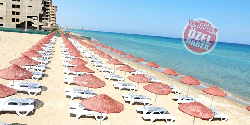 GKK: Derinya Plajı, cuma günü açılacak