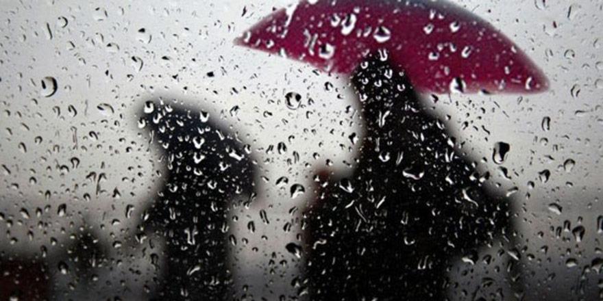 En çok yağış Alsancak ve Mallıdağ'a düştü