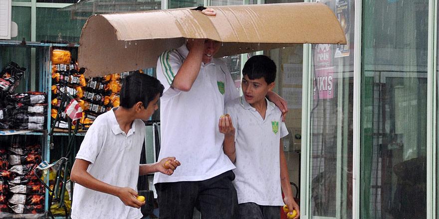 Sıcaklık düşecek, Cuma günü yağmur bekleniyor