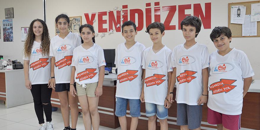 Elit Eğitim Merkezi öğrencilerinden gururlandıran başarı