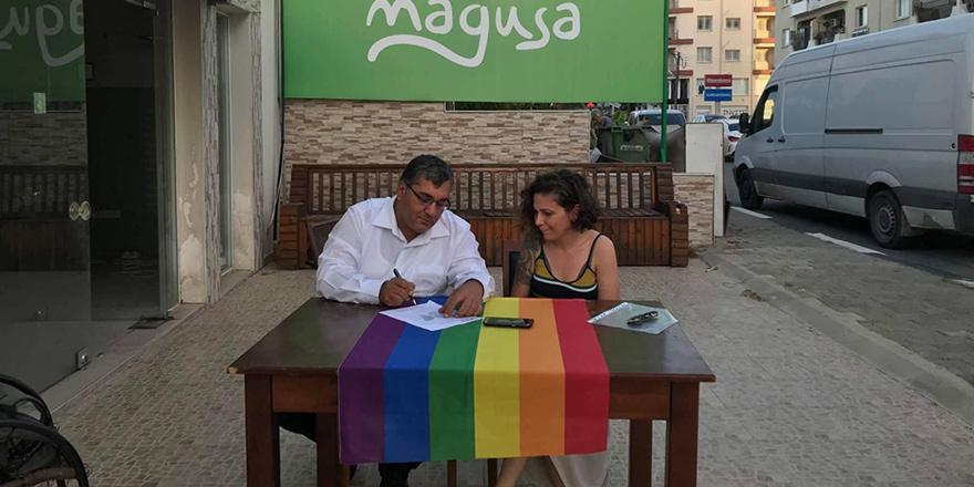 'LGBTİ+ Dostu Belediyecilik Protokolü'nü Gökçe imzaladı