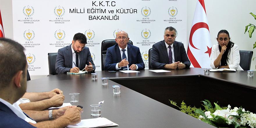 """ÖZEL EĞİTİMDE """"DÖVİZ TEDBİRLERİ"""" MASADA"""