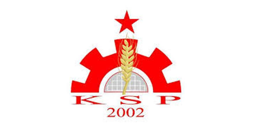 KSP, yerel seçimlere katılmayacak
