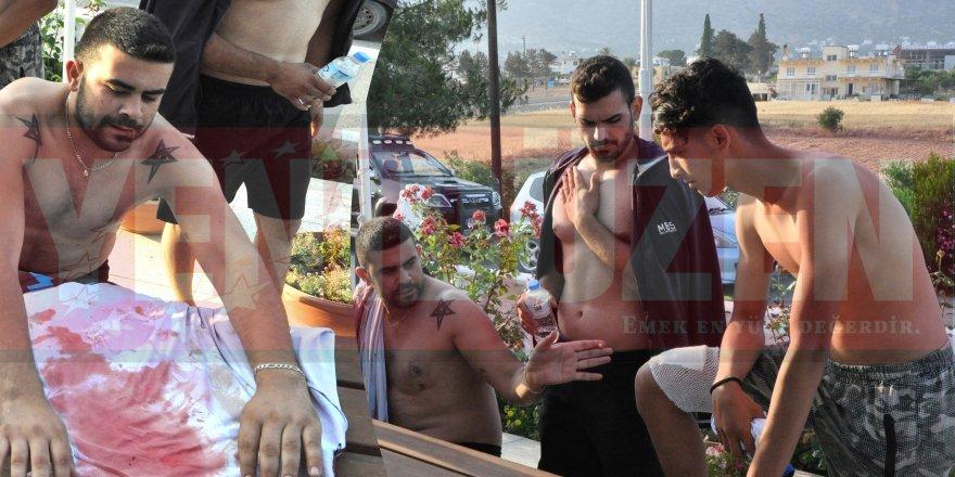 Pınarbaşı –Dikmen maçında olaylar: 6 yaralı