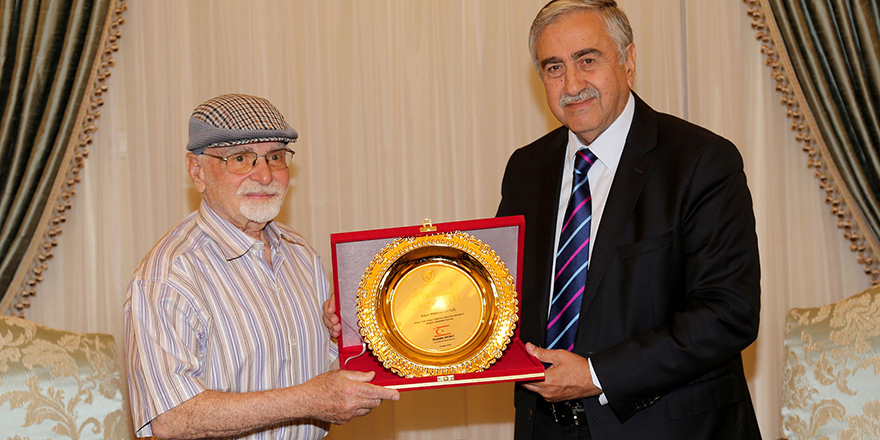 Mehmet Ertuğ'a vefa ödülü
