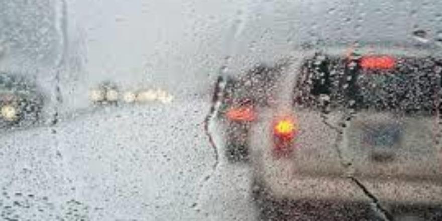 En çok yağış Lefkoşa'ya düştü