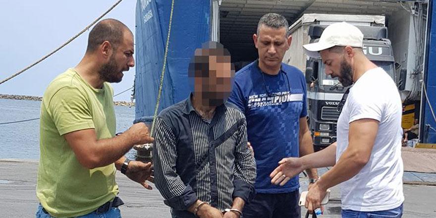 Gemiden mülteci çıktı…