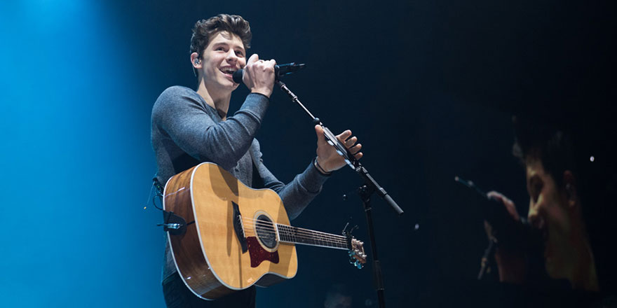 Bu Haftanın Dünya Starı,  Shawn Mendes