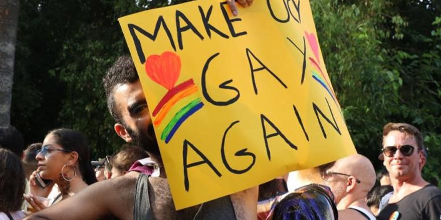 Kıbrıs'ın güneyinde 'homofobi' suç sayılacak