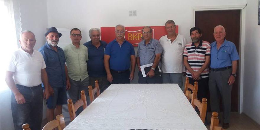 """""""Askersiz ve silahsız bir Kıbrıs istiyoruz"""""""