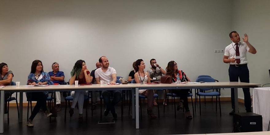 UFÜ, Hazırlık Okulu akademisyenleri 12th Workshop Festivali'ne katıldı
