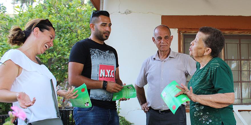 Aziz Kaya: Lefke'yi Kıbrıs'ın yükselen yıldızı yapacağız