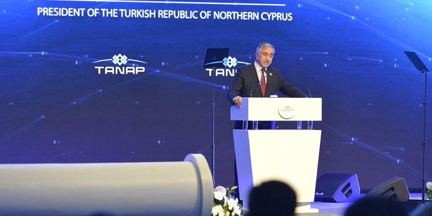 """""""Doğu Akdeniz'deki rezervleri ortak akılla değerlendirmek önemli bir sorumluluk"""""""