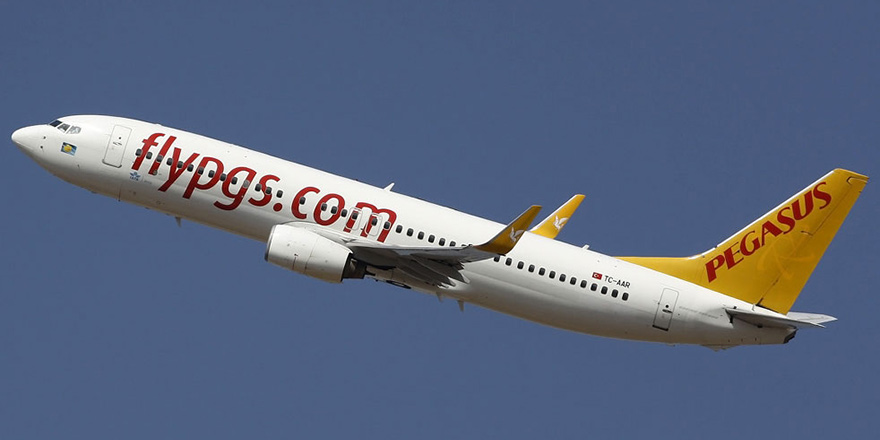 Adana-Ercan seferi yapan uçak adaya inemedi