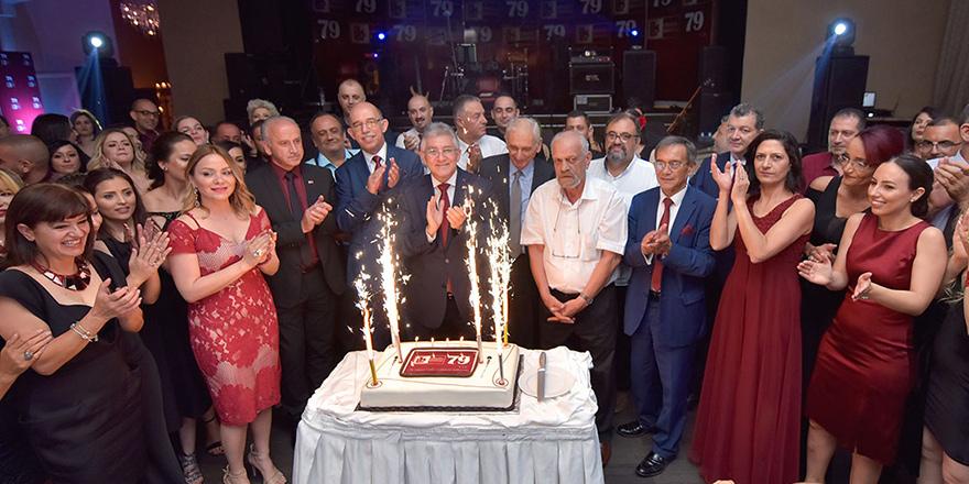 Limasol Bankası 79. yılını kutladı