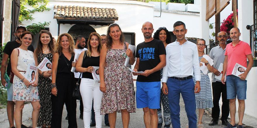 Birol Karaman: Girne'de sel korkusu tarih olacak