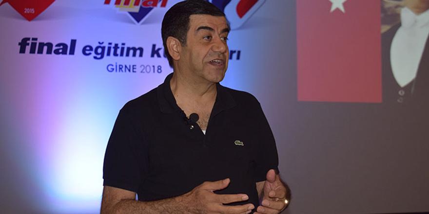 'Final' yöneticileri Kıbrıs'ta bir araya geldi