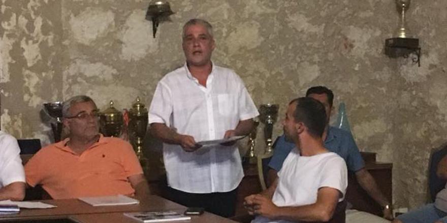 Doğan'da başkan yeniden Bayar Piskobulu