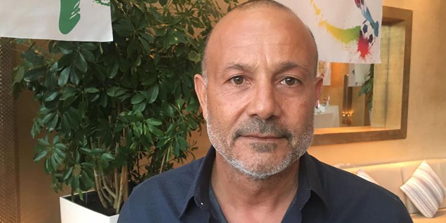 Girne Halk Evi'nde Bülent Erciyas aday