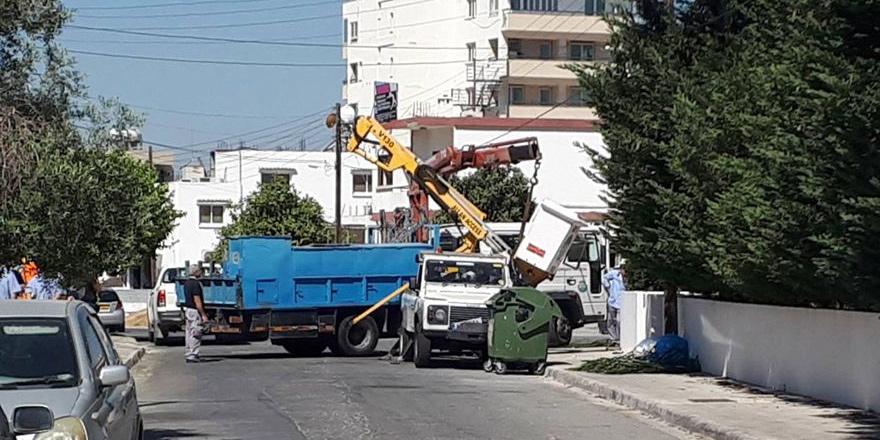 Larnaka'da iş kazası, 20 yıllık AİK çalışanı hayatını kaybetti