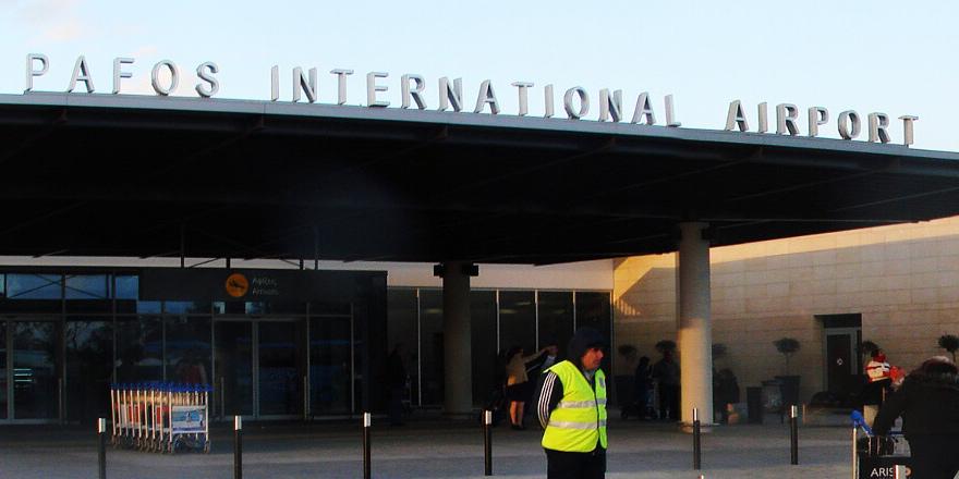 Baf Havaalanı'ndaki uçuşlarda artış