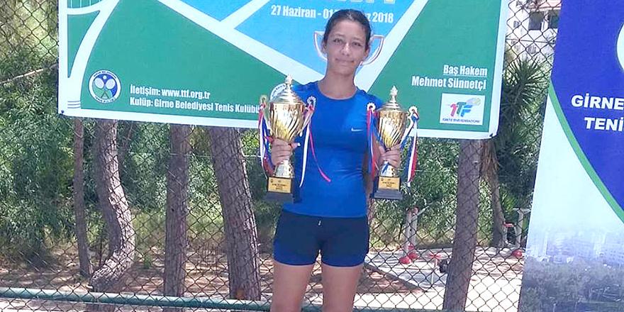 Yalkıç'tan Türkiye şampiyonluğu