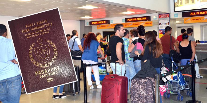 İçişleri Bakanlığı'ndan KKTC pasaportu sahiplerine uyarı