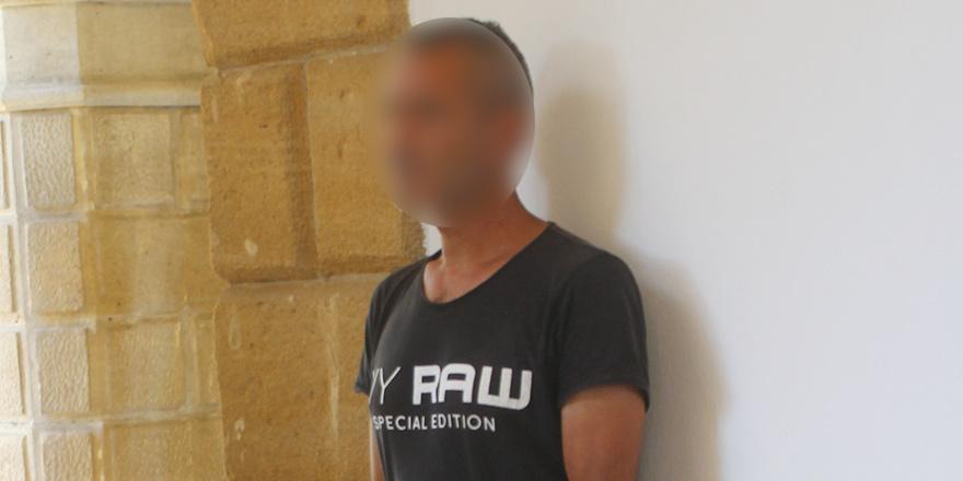 Eski kundakçı uyuşturucu ile yakalandı