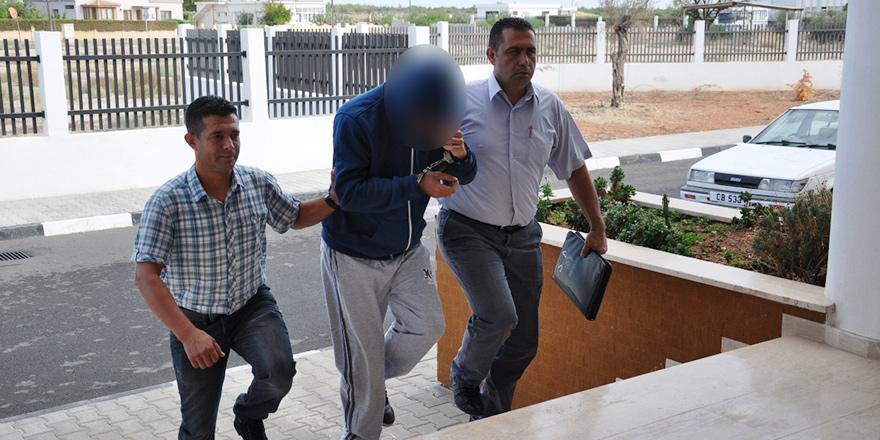 Annesi şikayet etti, tutuklandı