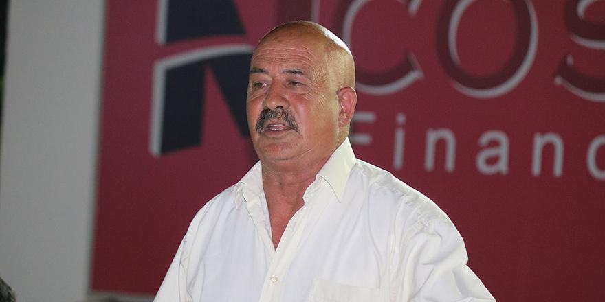 Binatlı'da yeni başkan Softa Çayanoğlu