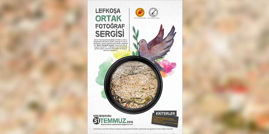 Gazeteciler için iki toplumlu fotoğraf yarışması
