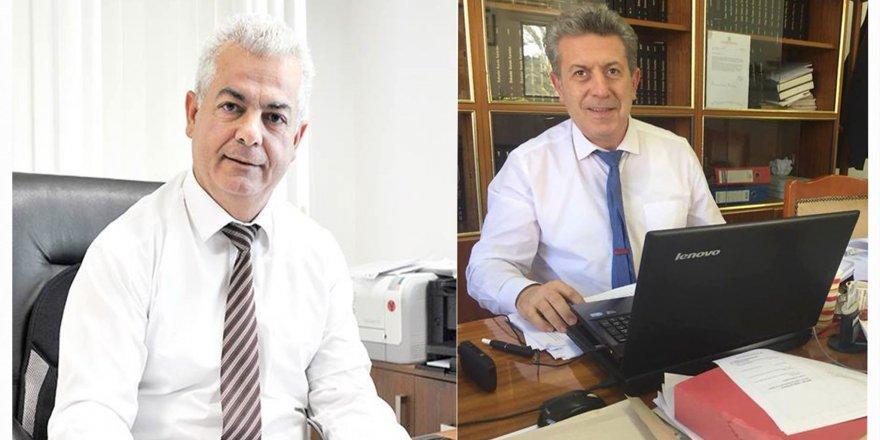 Maliye'ye  çifte müsteşar