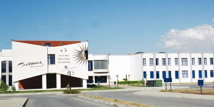 Atatürk Öğretmen Akademisi 60 öğrenci alacak