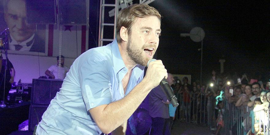 İskele Festivali Murat Dalkılıç ile final yaptı
