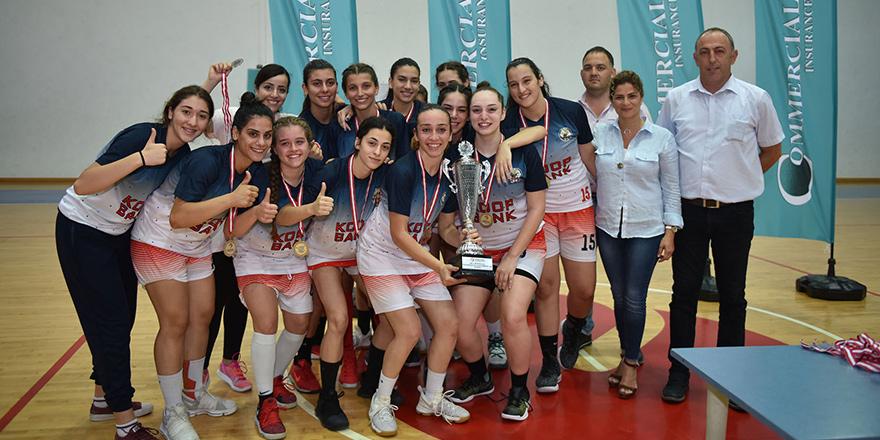 Basketbolda Sezonun son şampiyonları