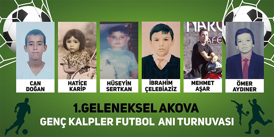 Akova'da 'Genç Kalpler' için oynanacak