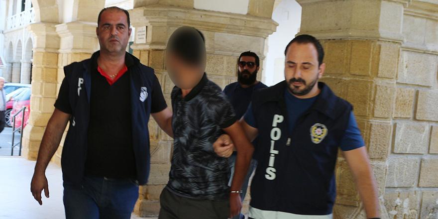 Lefkoşa'da 10 bin TL'lik hırsızlık iddiası