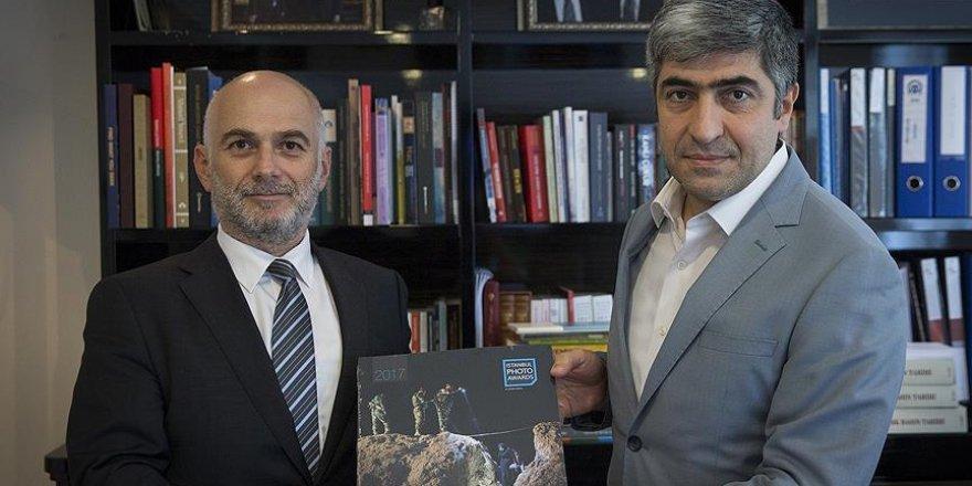 Türk Ajansı Kıbrıs'tan AA'ya ziyaret