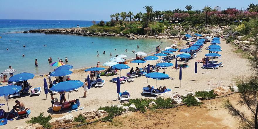 Ağustos'ta turist sayısı arttı