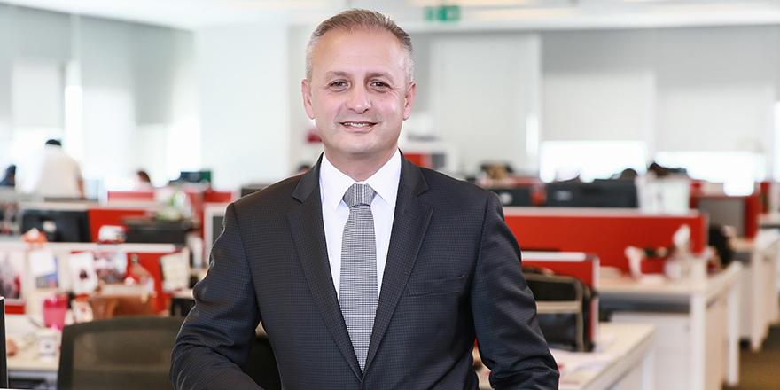 Vodafone TELSİM'in Yeni Genel Müdürü Cenk Alper