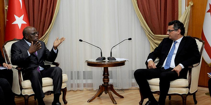 'Kıbrıslı Türkler kalıcı çözüm istiyor'