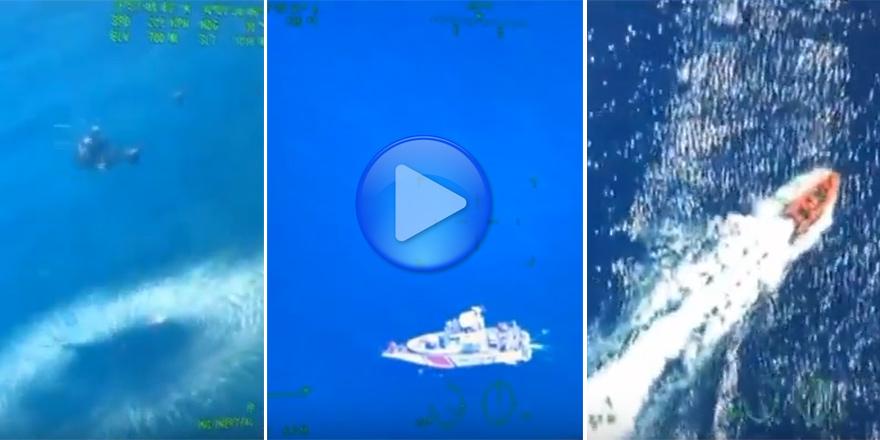 Yeni Erenköy açıklarında gemi battı, 19 ölü