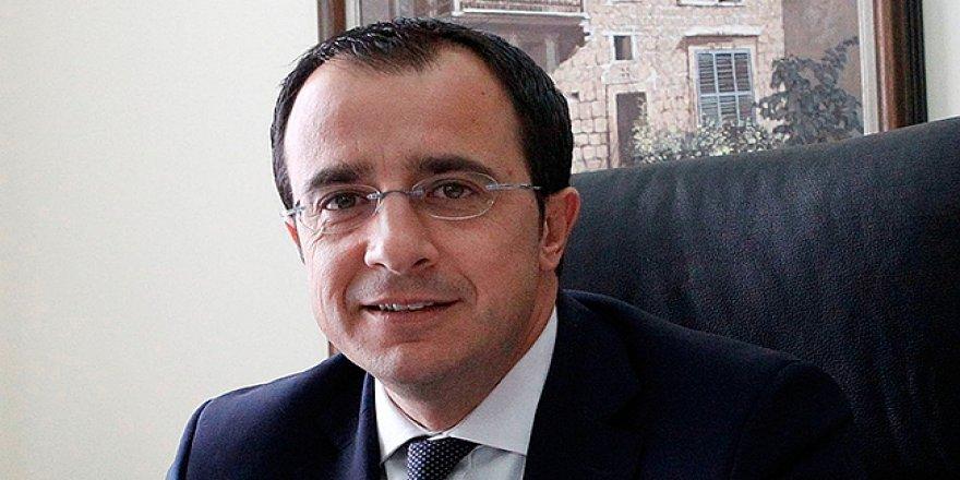 """Hristodulidis: """"Derinya'nın açılması konusundaki siyasi kararımız değişmedi"""""""