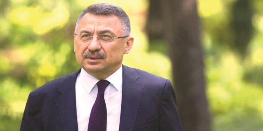 """Türkiye'nin """"KKTC Koorinatörü"""" Fuat Oktay"""