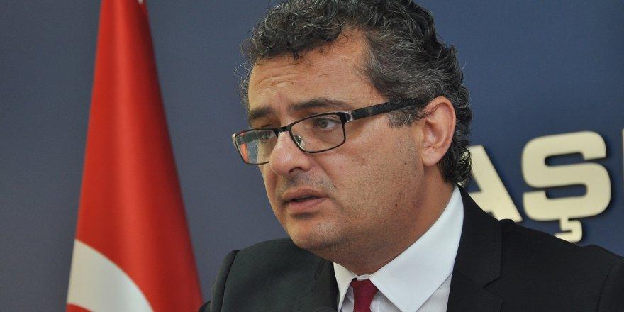 """Erhürman: """"Kıbrıs Rum halkını yönetenler statükoyu korumak istiyor"""""""