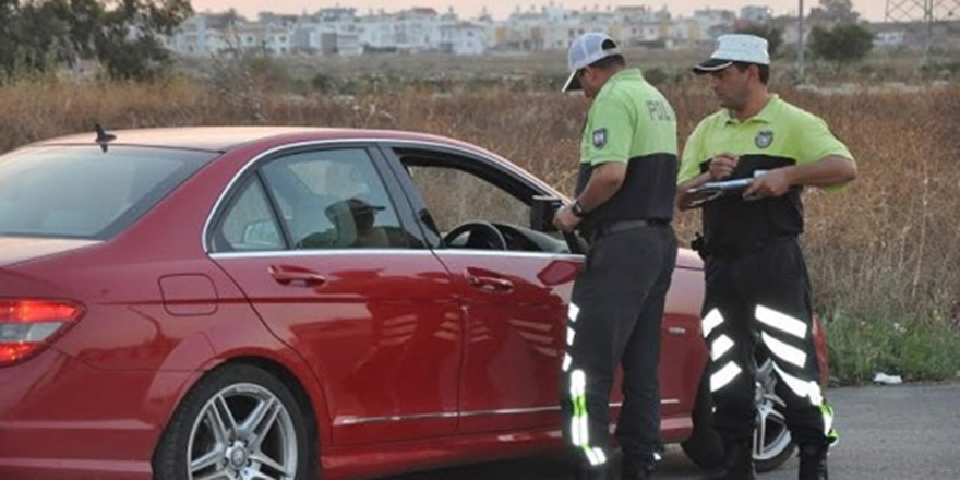 Trafikte 148 sürücü hakkında işlem yapıldı