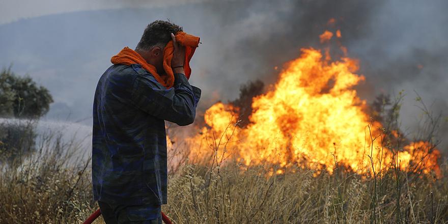 Yunanistan yangını: Ölü sayısı 76'ya yükseldi
