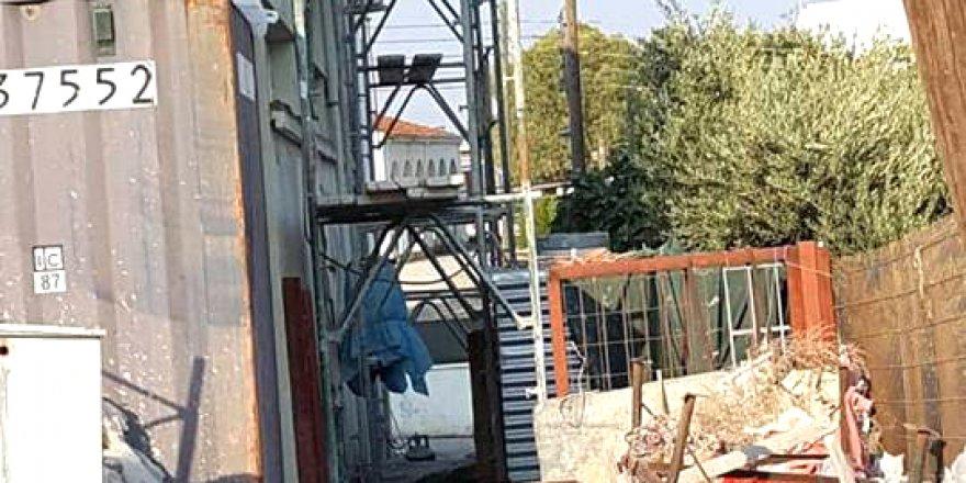 Hamitköy'de iş kazası: İki yaralı