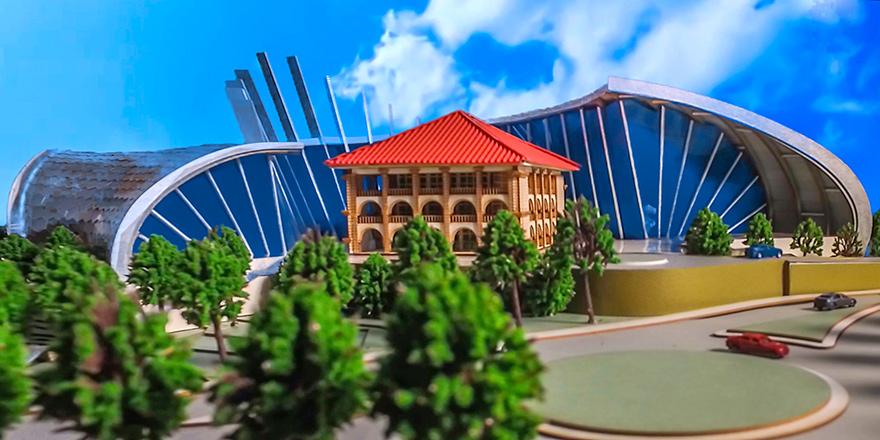 """""""Kıbrıs Modern Sanat Müzesi""""nin temelleri atılıyor"""