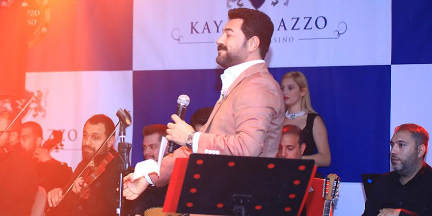 Serkan Kaya yaz konserleri devam ediyor…